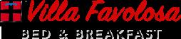 Villa Favolosa B&B in Piemonte Logo